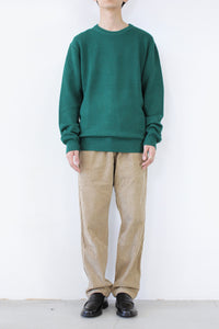ELEMENTAIRE SWEATER / GREEN