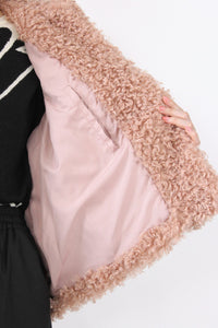 MARCELLA JACKET / DUSTY ROSE [40%OFF]