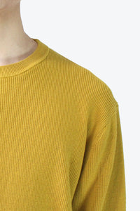 GENTLE SWEATER / HONEY [40%OFF]