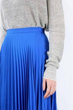 Load image into Gallery viewer, ASTER SKIRT / ANTIQUE BLUE [30%OFF]