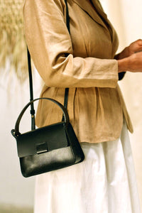 MINI ESTEL BAG / BLACK