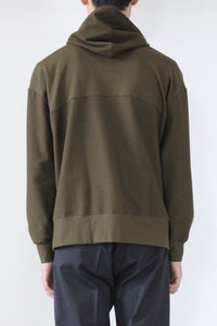 PULLOVER HOODIE SWEAT / OLIVE