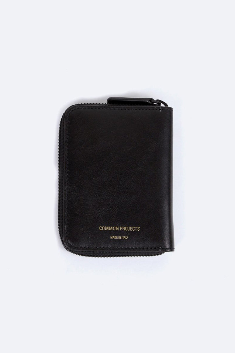ZIP COIN CASE 9180 / BLACK 7547