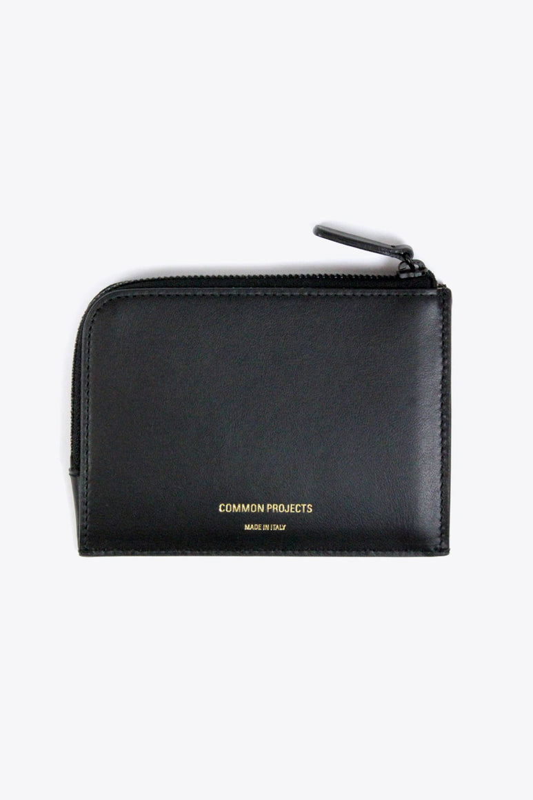 ZIPPER WALLET 9179 / BLACK 7547