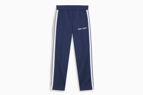 Palm Angels tracksuit bottoms blue