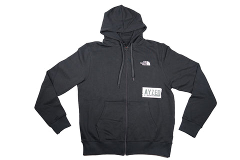 The North Face Black Zip-Up Hoodie