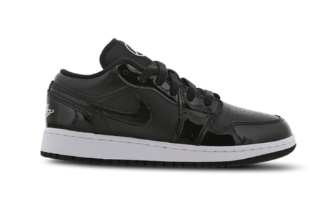 Nike Air Jordan 1 Low SE All Star Black White (GS)