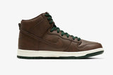 Nike SB Dunk High Pro Baroque Brown Sail And Fur