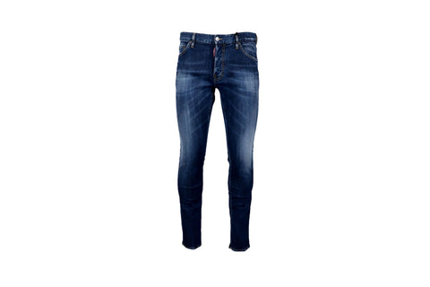 Dsquared2 Cool Guy Washed Effect Slim Fit Jeans