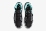 Nike Air Jordan 1 Mid Grey Aqua