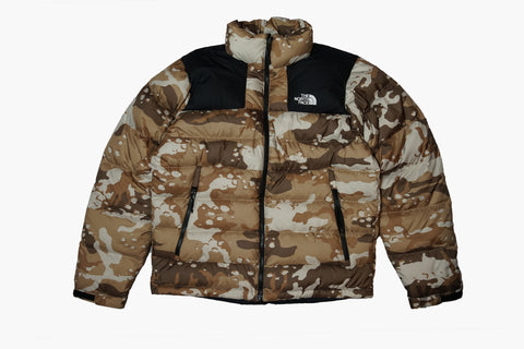 The North Face Massif Jacket Camouflage