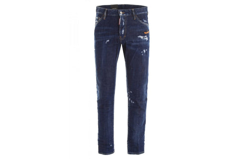 Dsquared2 Cool Guy Canoe Jeans Blue