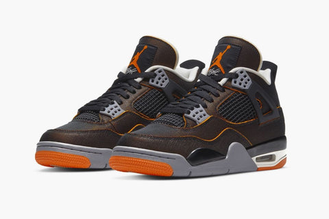 Nike Air Jordan Retro 4 Starfish