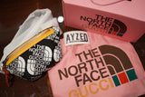 Gucci x The North Face Belt Bag Black White