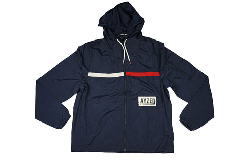 Tommy Hilfiger Navy Windbreaker Jacket