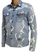 Load image into Gallery viewer, Coded Denim Button Up - Limited Release