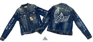 EARTH DENIM JACKET