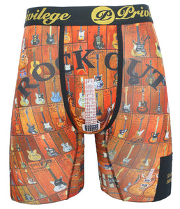 Rock Out Guitar Underwear