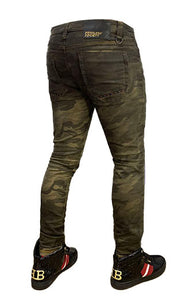 Camo Hunter - Skinny Jean