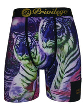 Load image into Gallery viewer, Purple Tiger Underwear