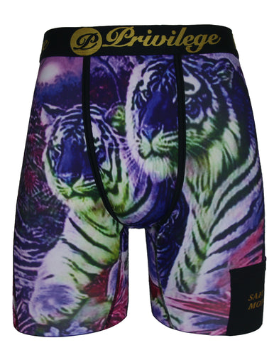 Purple Tiger Underwear