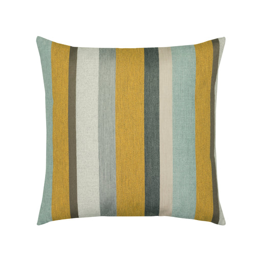 "20"" x 20"" Gusto Tang pillow by Elaine Smith 