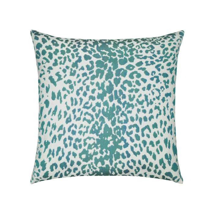 "20"" x 20"" Wild One Lake pillow by Elaine Smith 