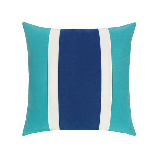 "20"" x 20"" Mustique pillow by Elaine Smith 