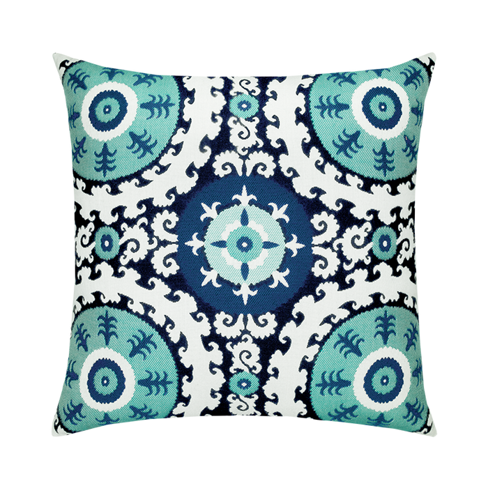 Suzani Midnight Pillow