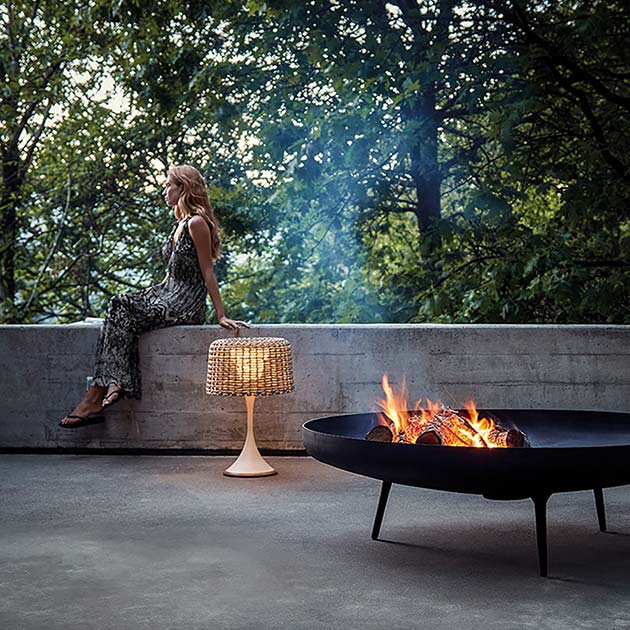 Deco Outdoor Fire Bowl