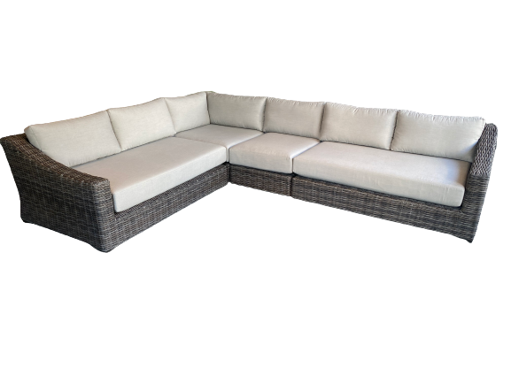 Great Bay Sectional Armless Extension