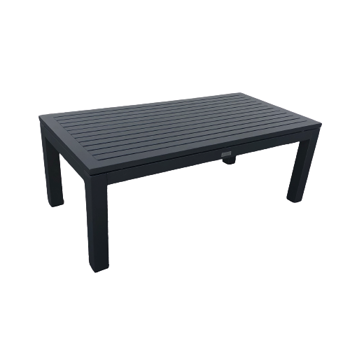 Newport Aluminum Coffee Table Small