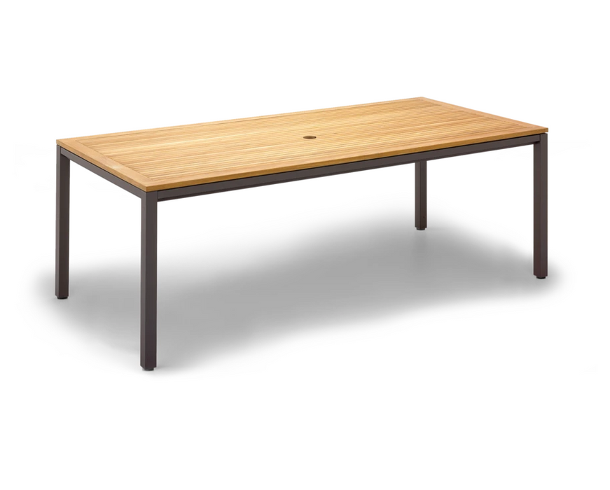 Azore Large Teak Dining Table