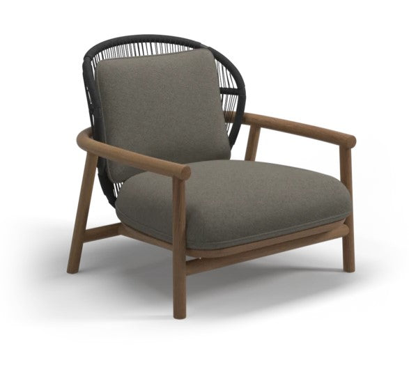 Fern Low Back Lounge Chair