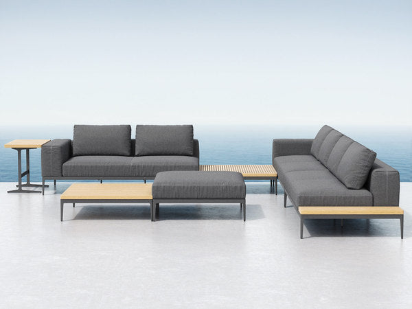 Grid 3-Piece Sectional