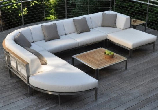 Tivoli Sectional Curved Corner
