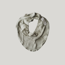 Load image into Gallery viewer, Susukoshi Organic Baby Bib - SAGE