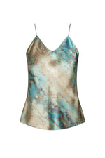 Load image into Gallery viewer, Celeste Cowl Back Reversible Tank