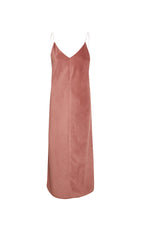 Load image into Gallery viewer, Vanessa Velvet Maxi Slip Dress