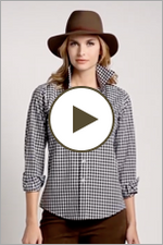 Load image into Gallery viewer, Weekend Shirt in Check Mate