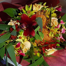 Load image into Gallery viewer, Bouquet - Amber, Autumn, Orange Flowers