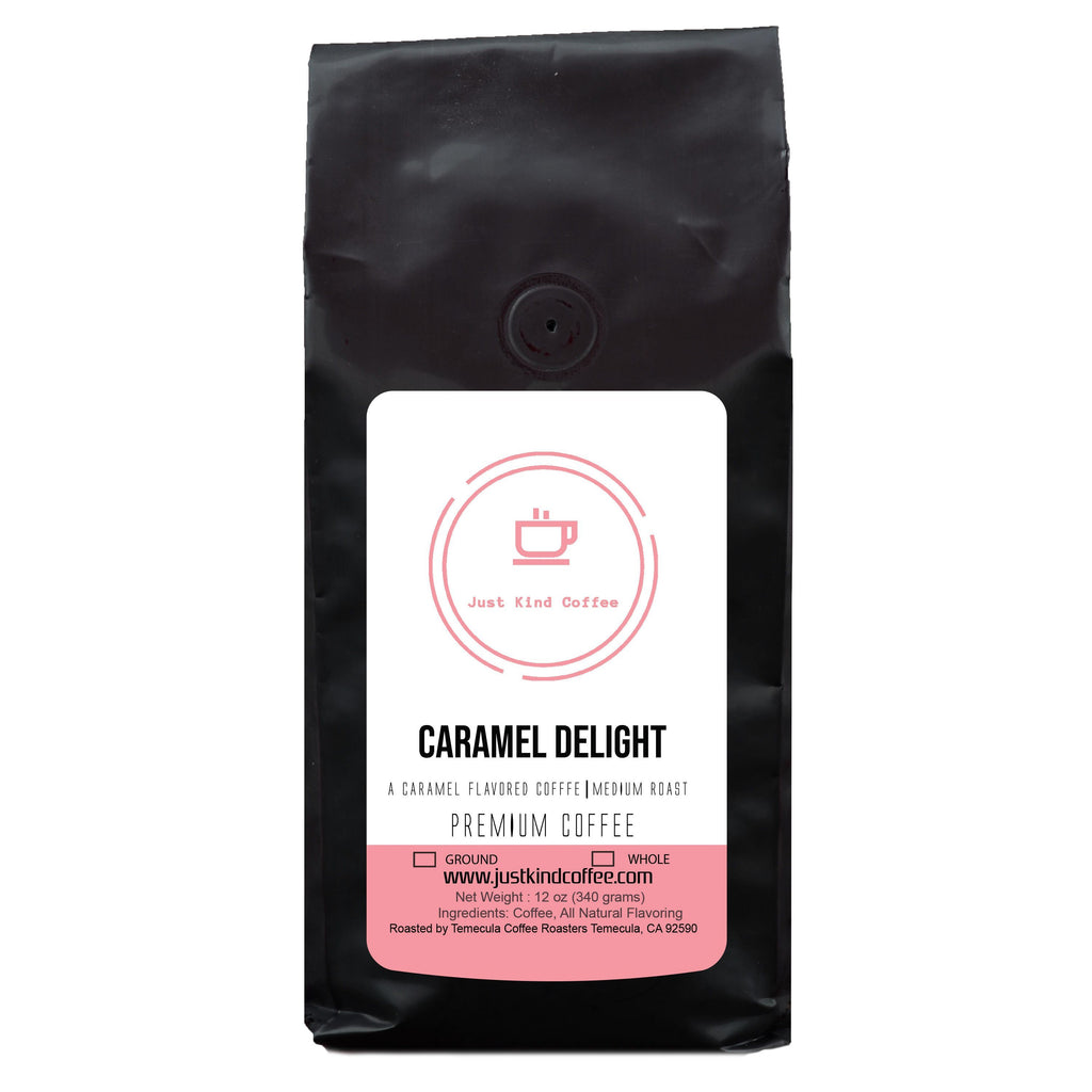Caramel Delight - Medium Roast Just Kind Coffee