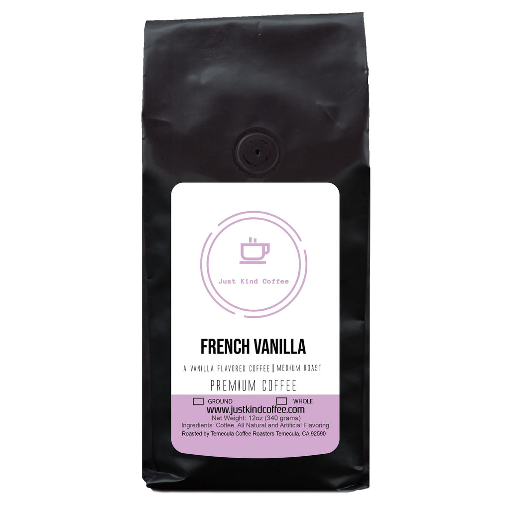 French Vanilla - Medium Roast Just Kind Coffee