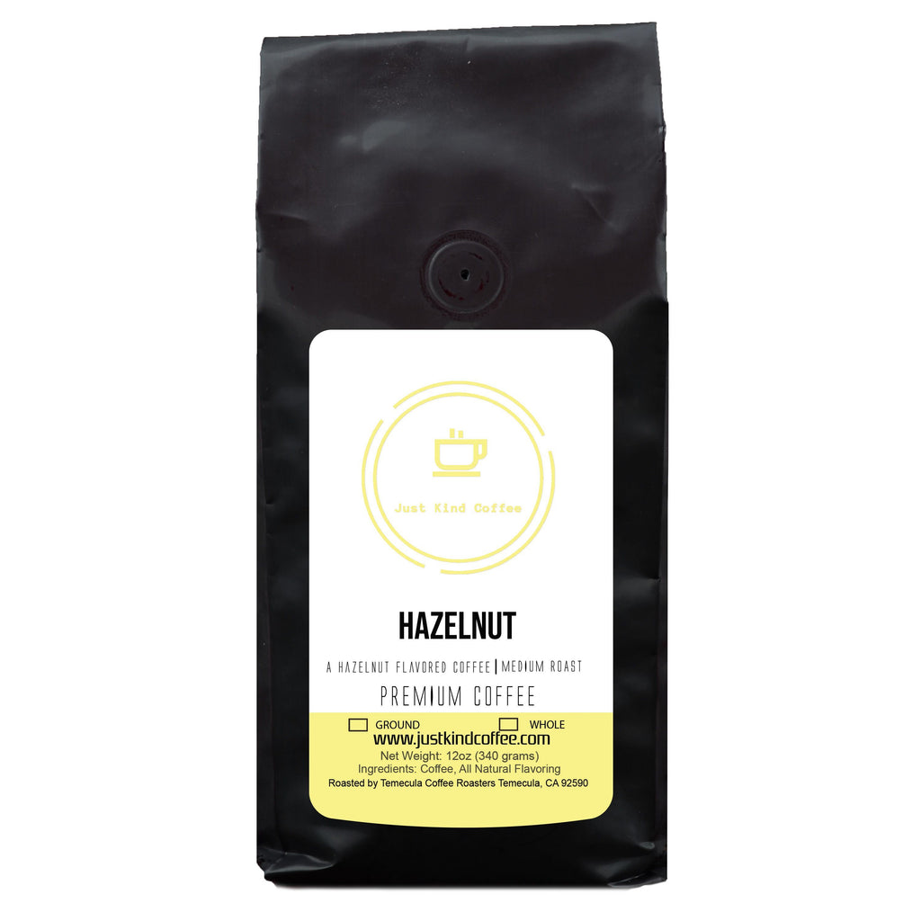 Hazelnut - Medium Roast Just Kind Coffee