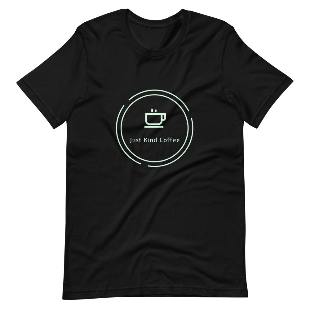 Just Kind Coffee T-Shirt Shirts Just Kind Coffee Black XS