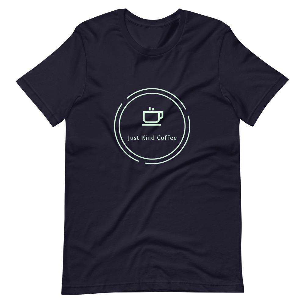 Just Kind Coffee T-Shirt Shirts Just Kind Coffee Navy XS