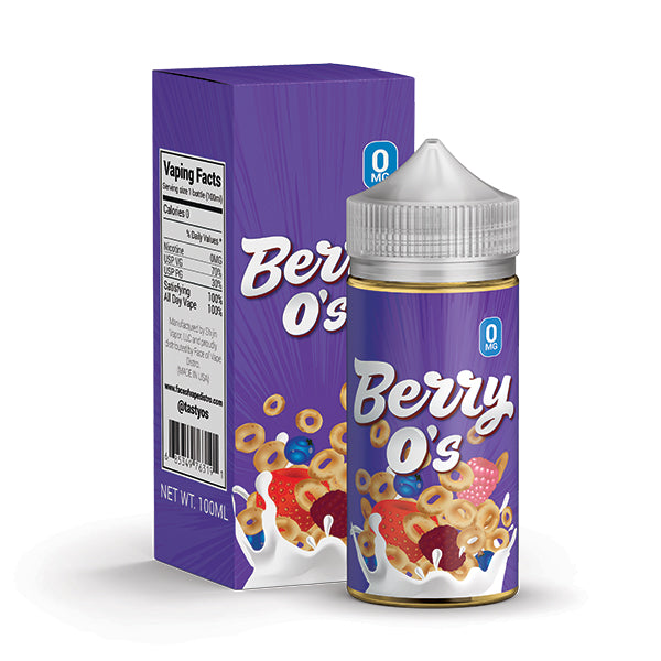 Cereal Series - Berry O's