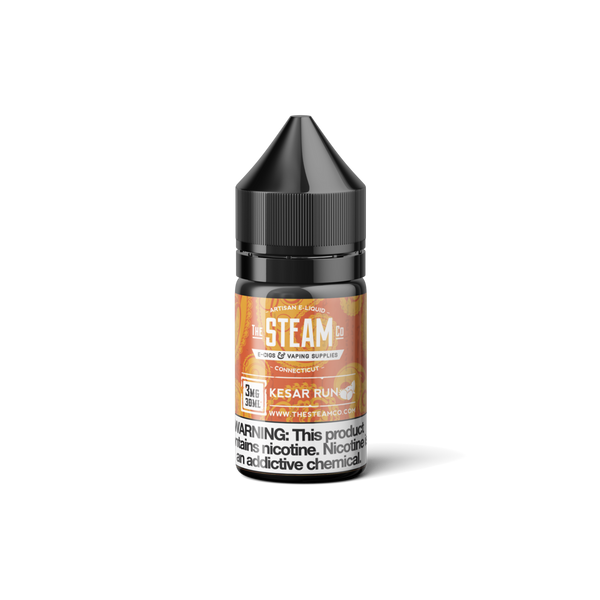 The Steam Co - Kesar Run 30ml