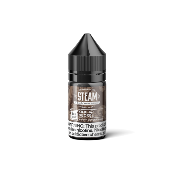 The Steam Co - King George 30ml