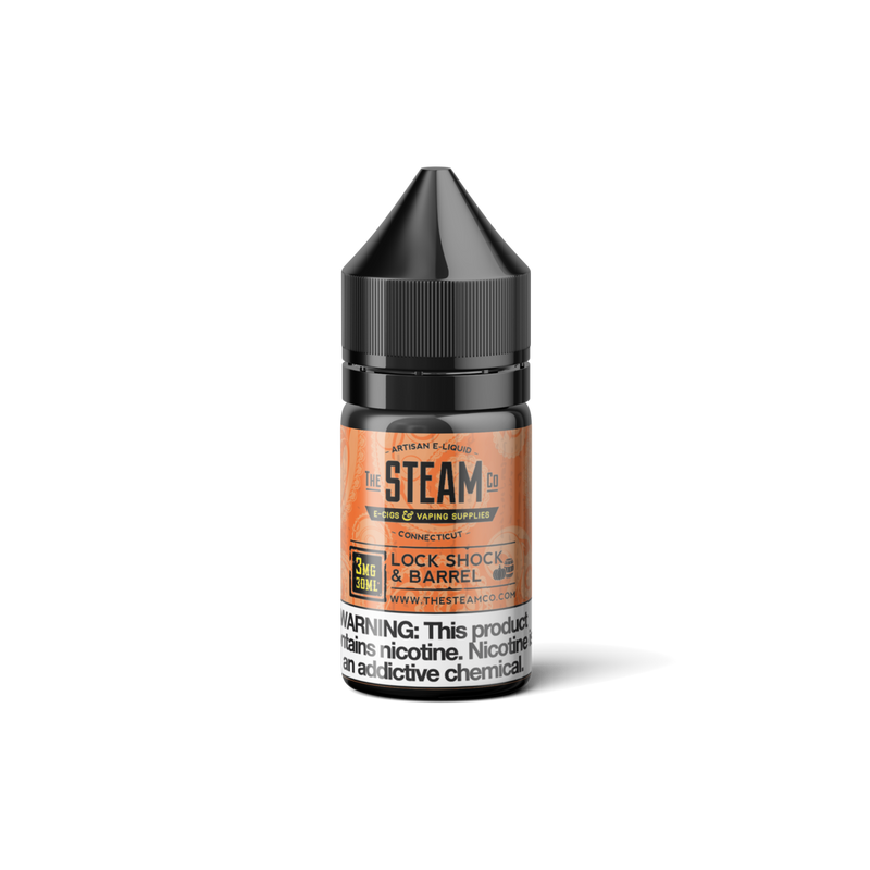 The Steam Co - Lock Shock & Barrel 30ml